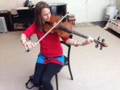Harry Partch microtonal viola - Trio Scordatura 2014