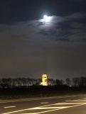 Den Brielle en de maan